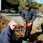 Garden Volunteers help keep the Lourie Center campus beautiful!