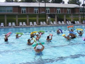 Water Aerobics September 2013 076