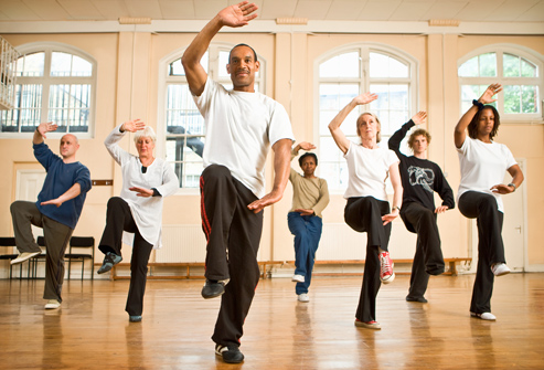 Tai Chi for Fall Prevention and Balance
